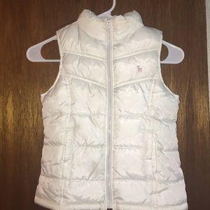 OLD NAVY Children's White Vest